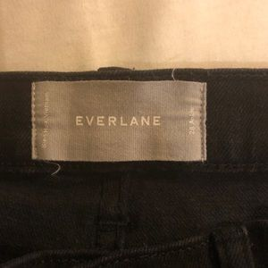 Everlane Jeans - Everlane High Waisted Skinny Ankle Jeans!